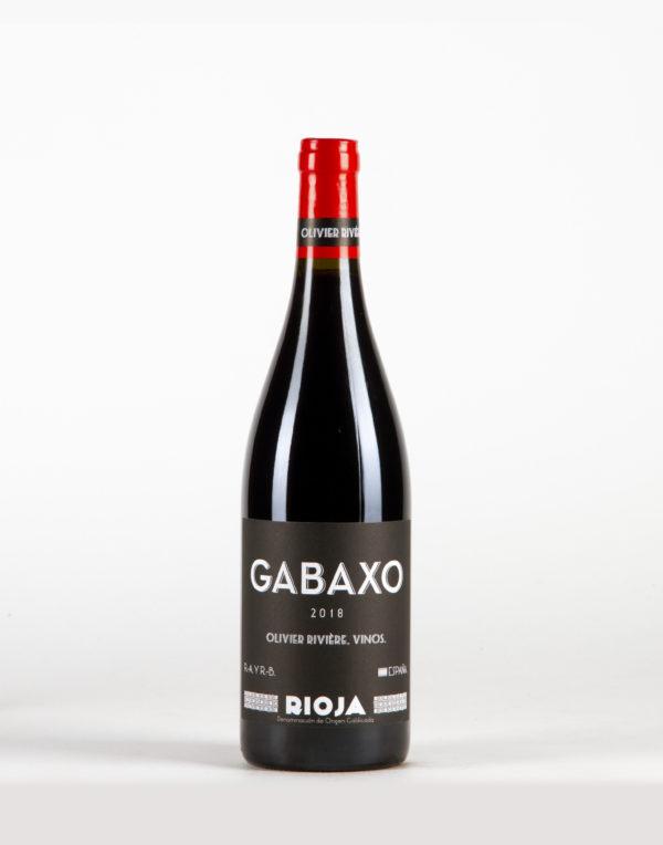 Gabaxo Rioja, Olivier Rivière