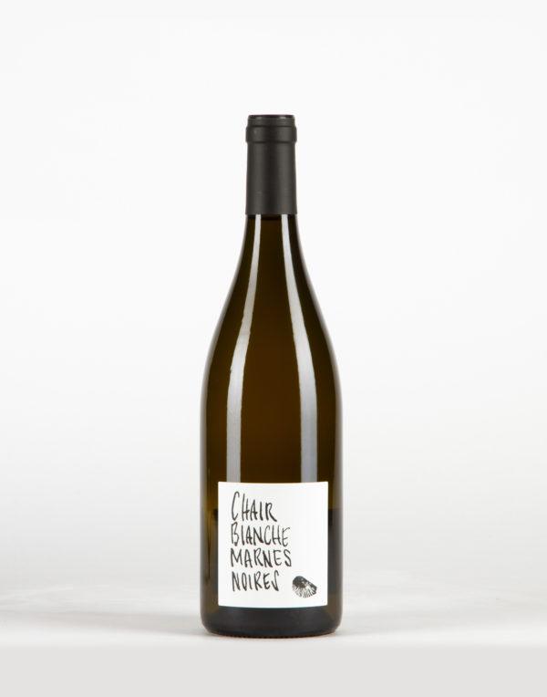 Chair blanche marnes noires Vin de France, La Bancale