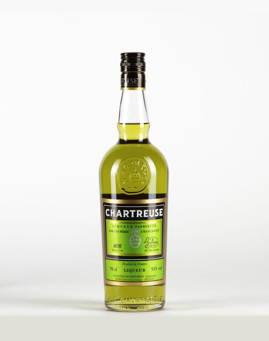 Chartreuse Verte Liqueur, Chartreuse