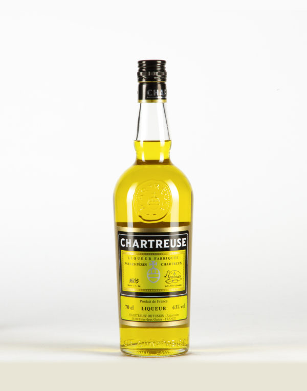 Chartreuse Jaune Liqueur, Chartreuse