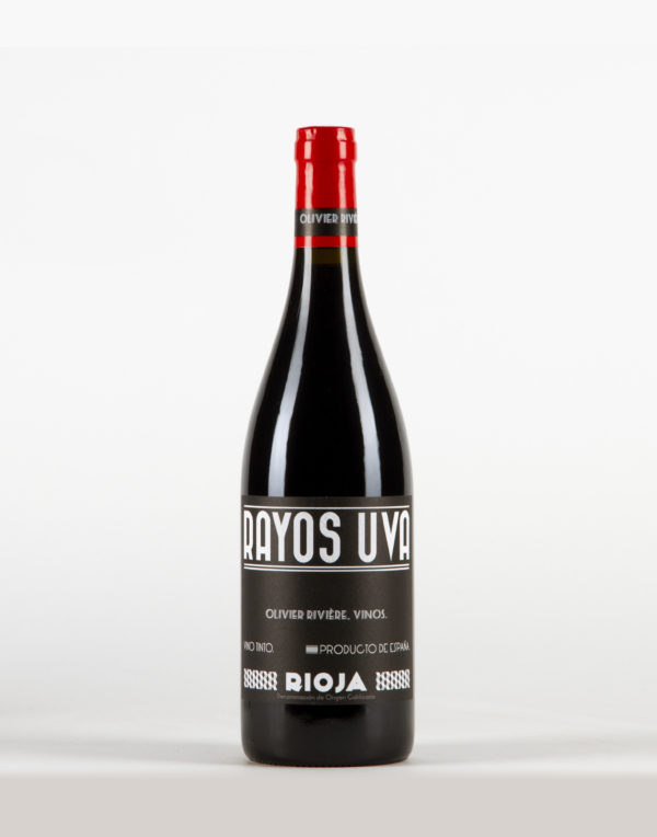 Rayos de Uva Rioja, Olivier Rivière