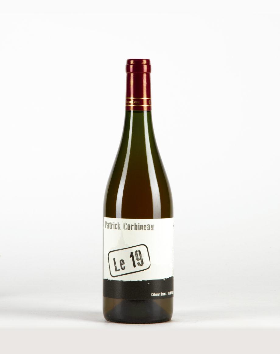 Rosé dans la cour Vin de France, Domaine Patrick Corbineau