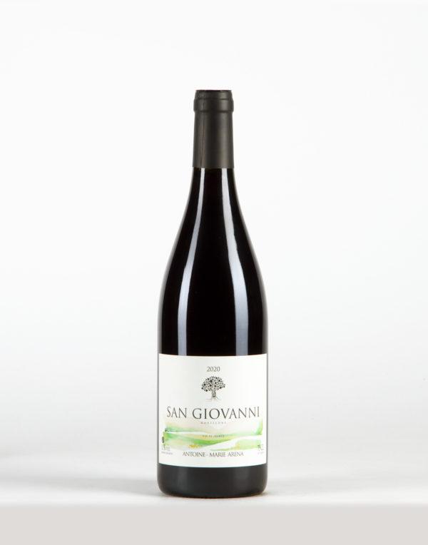 San Giovanni Morescone Vin de France, Antoine-Marie Arena