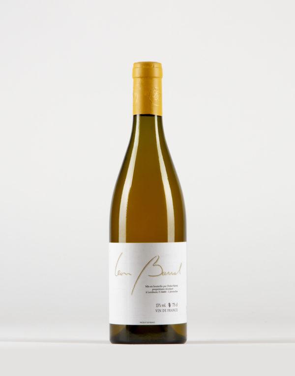 Vin de Pays de L'Hérault Blanc Vin de France, Domaine Léon Barral
