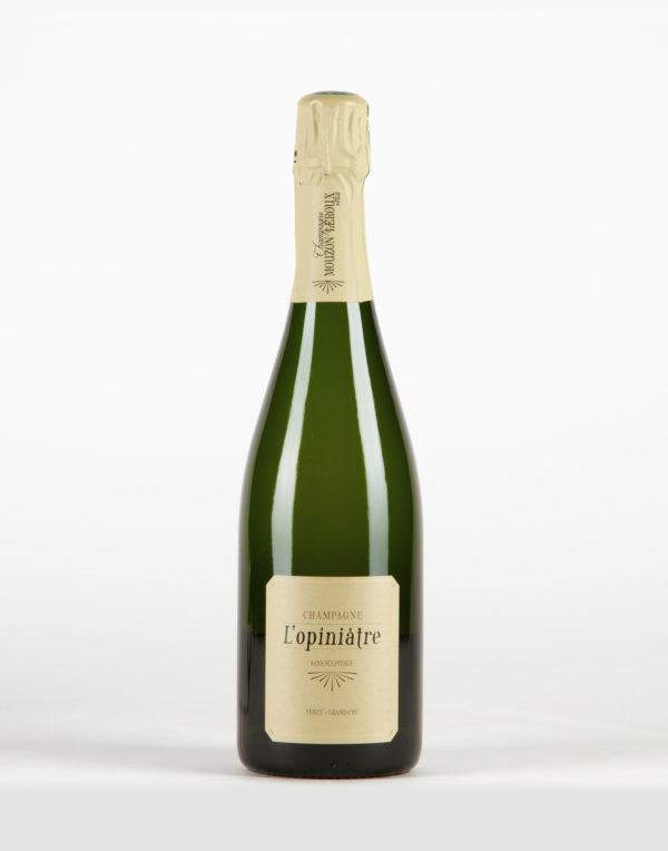 L'Opiniâtre R15D21 Champagne, Champagne Mouzon Leroux et Fils