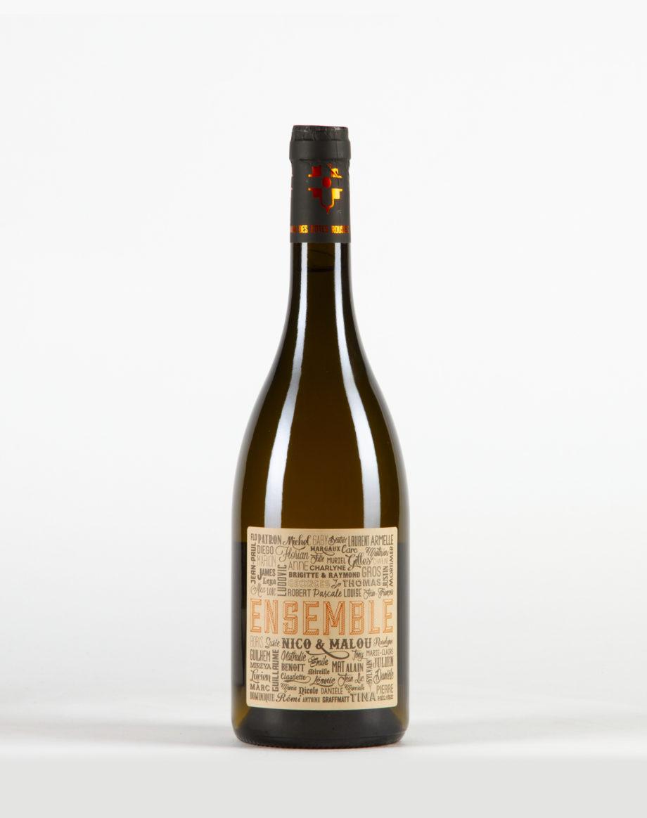 Ensemble Roussette de Savoie, Domaine des Côtes Rousses
