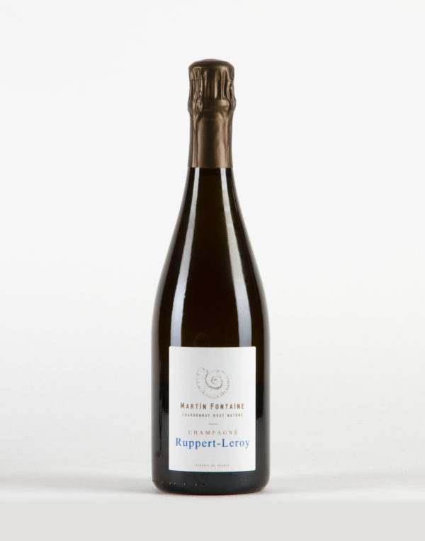 Martin Fontaine R17 Brut Nature Champagne, Champagne Ruppert-Leroy