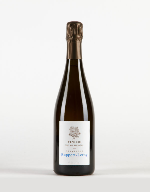 Papillon - Brut Nature R18 Champagne, Champagne Ruppert-Leroy