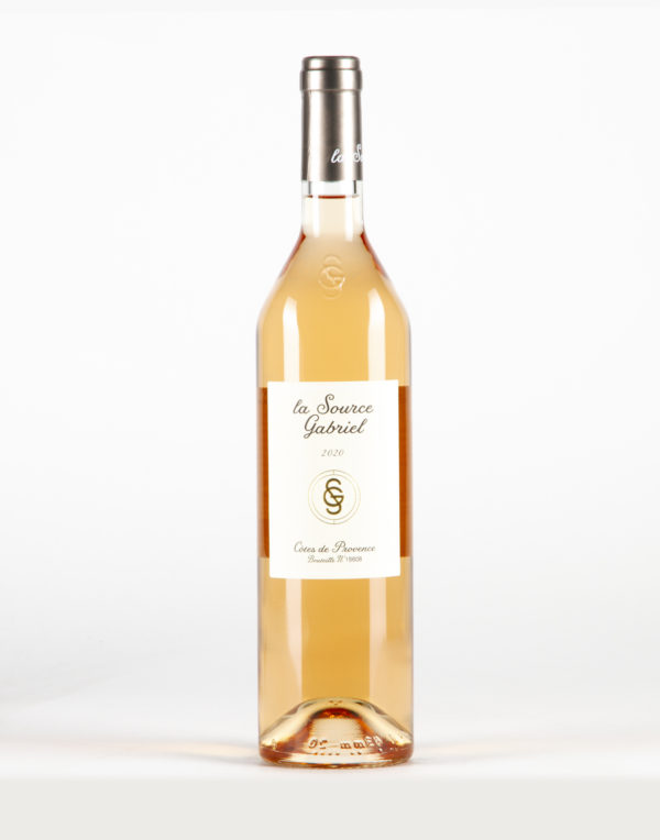 Source Gabriel rosé Côtes de Provence, Château La Tour de l'Evêque