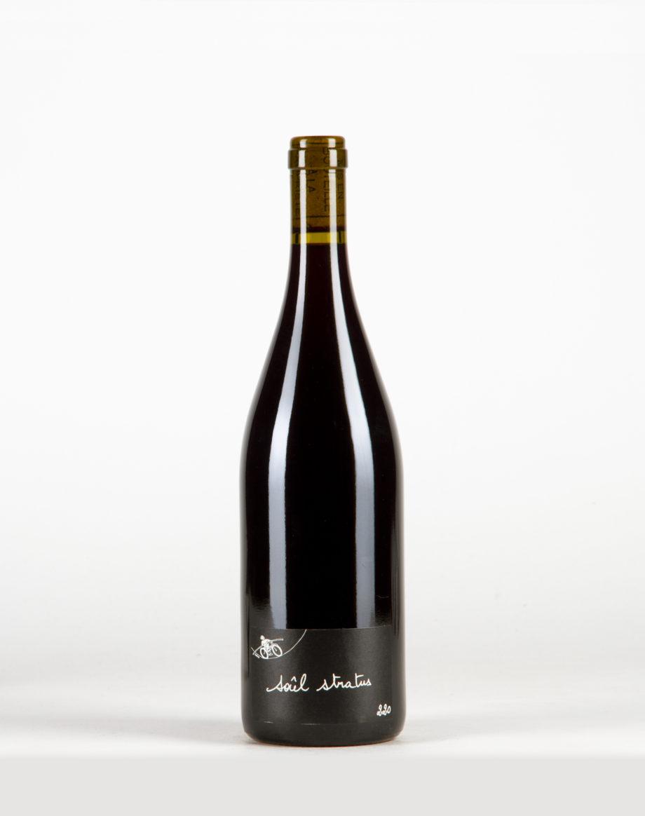 Saoûl Stratus Vin de pays Suisse, Paul-Henri Soler