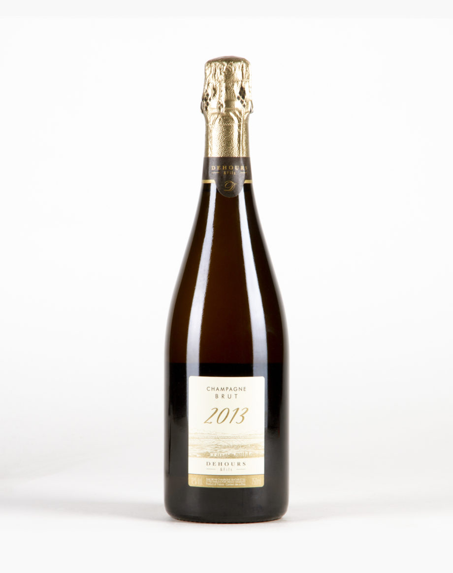 Millésime 2013 Champagne, Champagne Dehours