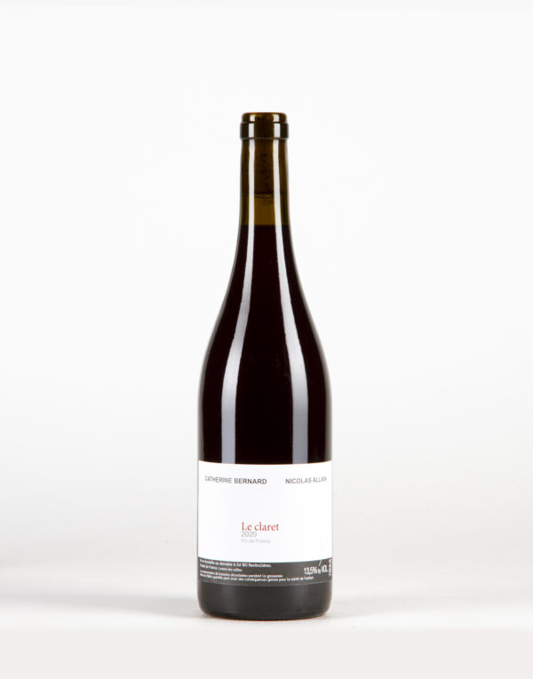 Le Claret Vin de France, Catherine Bernard