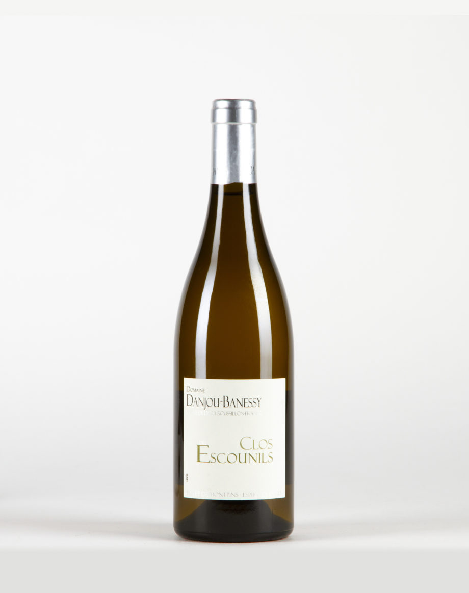 Clos des Escounils Côtes Catalanes, Domaine Danjou-Banessy