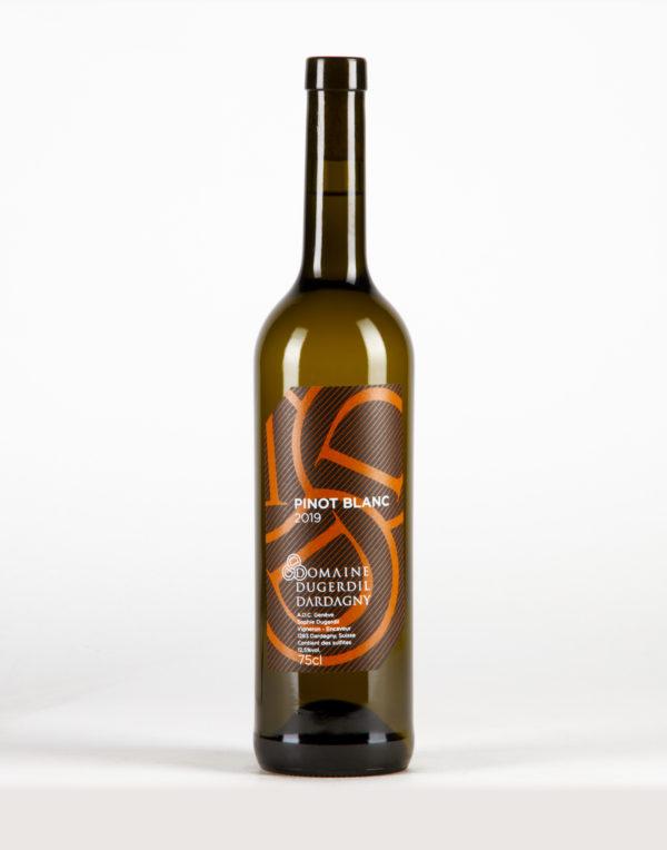 Pinot Blanc Genève, Domaine Dugerdil