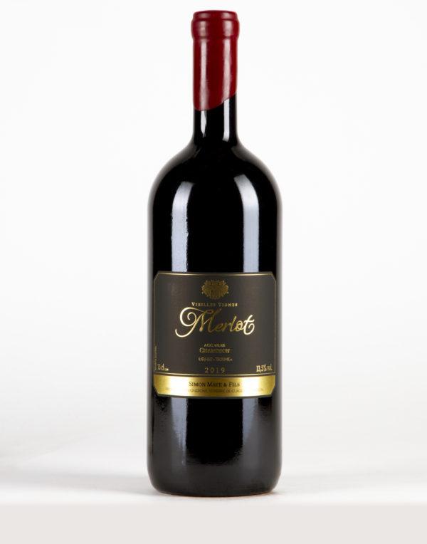 Merlot Vieilles Vignes Valais, Simon Maye & Fils