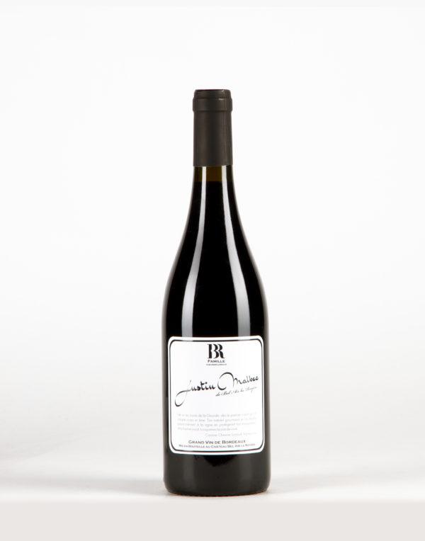Justin Malbec Blaye Côtes de Bordeaux, Château Bel-Air la Royère