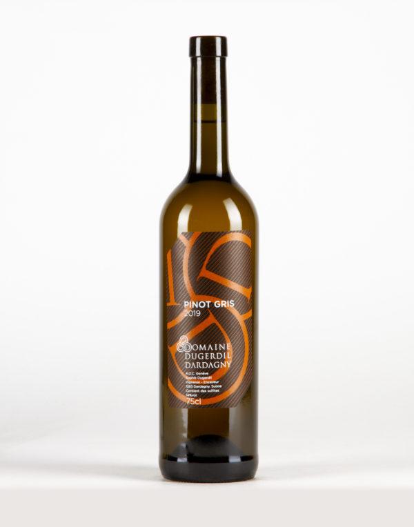 Pinot Gris Genève, Domaine Dugerdil