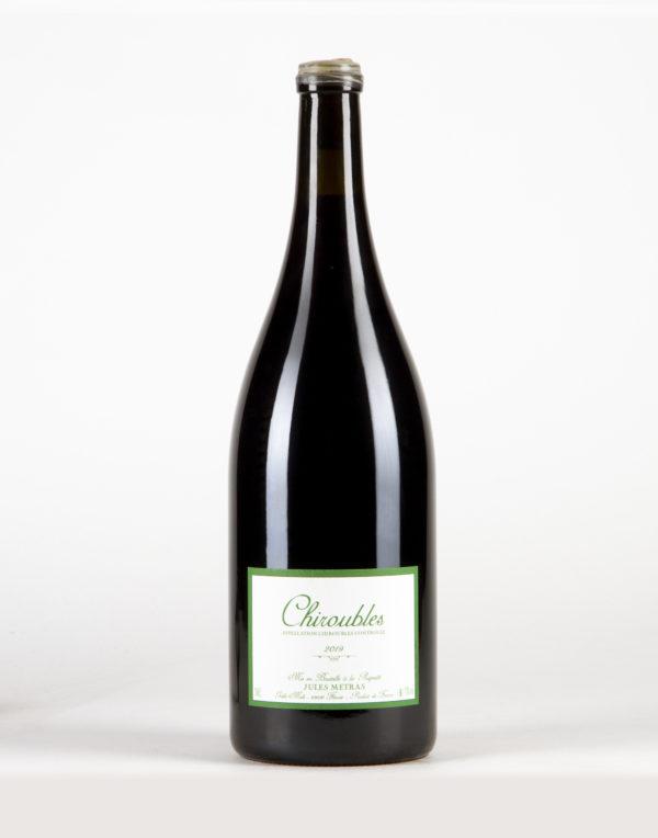 Chiroubles Vieilles Vignes Chiroubles, Jules Métras